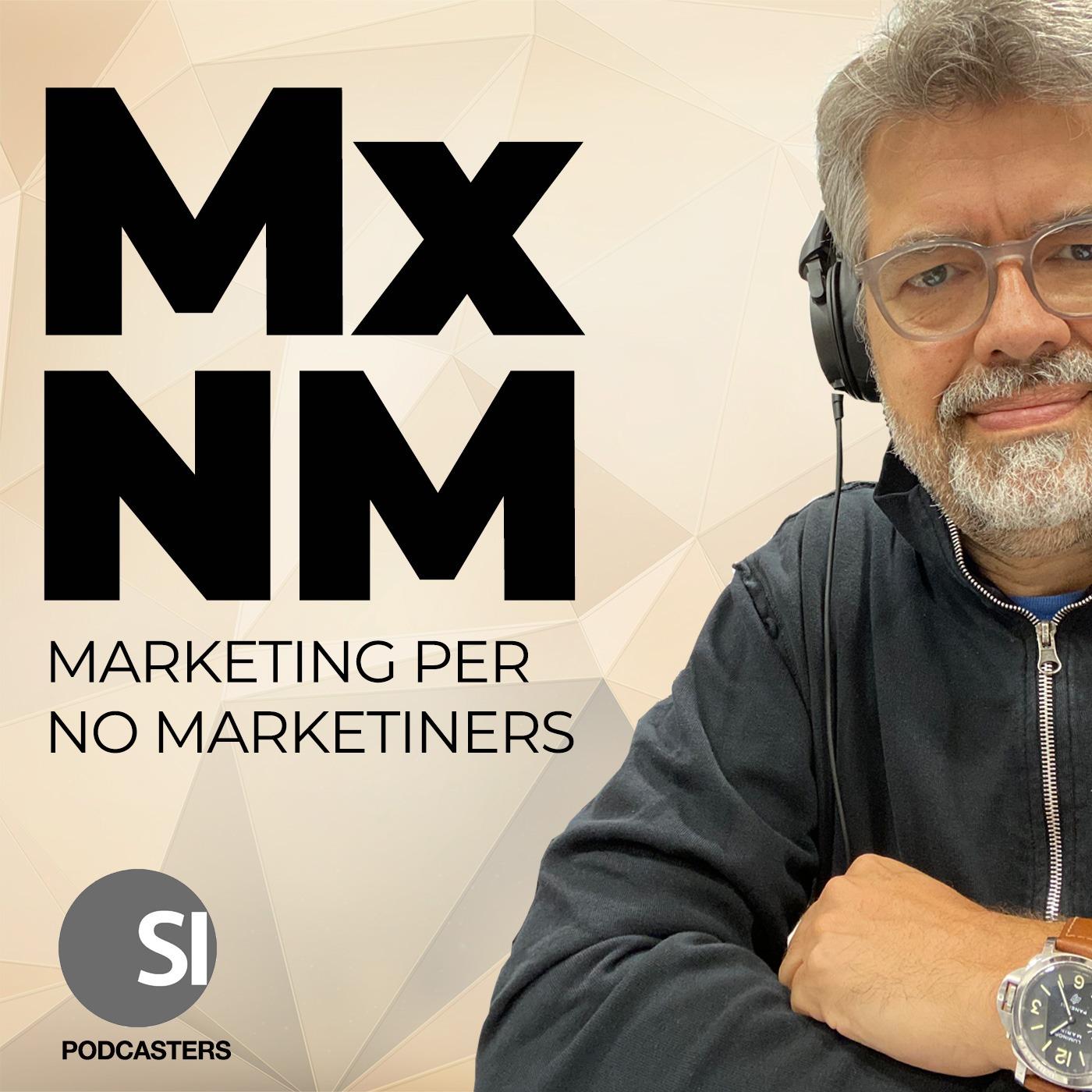 Podcast Marketing per No Marketiners