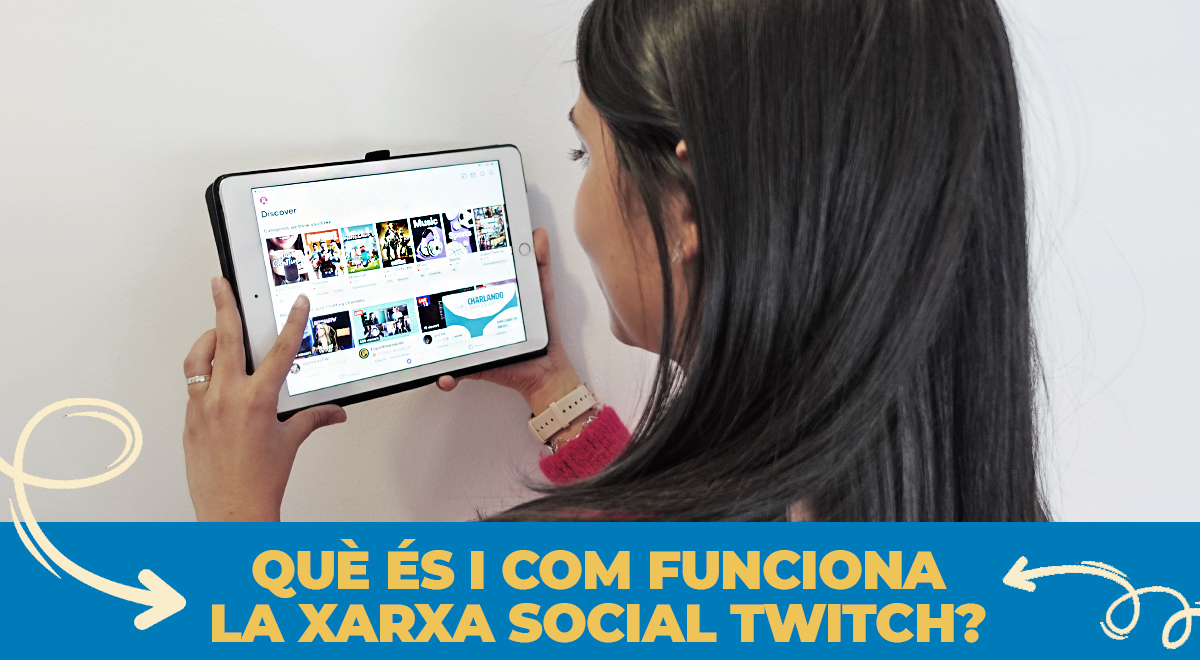 xarxa social twitch